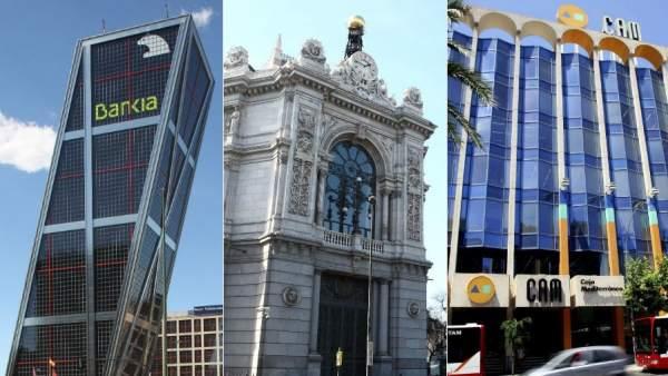 Bankia, el Banco de España y la CAM