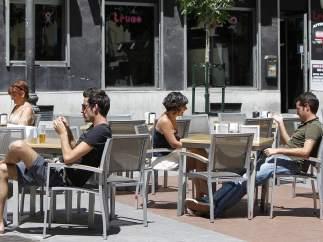 Terrazas en Madrid