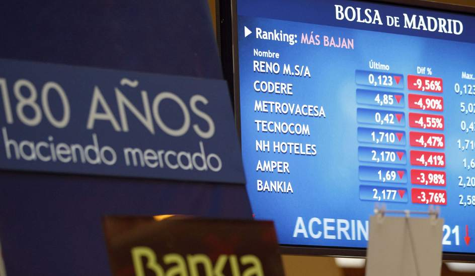 La bolsa espa ola se anota la mayor subida del a o un 3 42 animada por la banca - Pisos de bankia en madrid ...