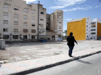 Primer aniversario del terremoto de Lorca