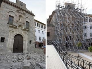 Lorca, un año después