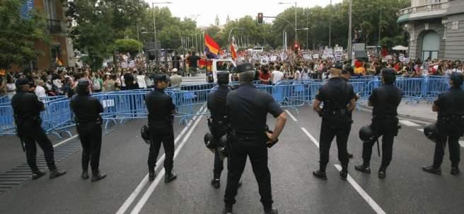 Manifestación del 15-M