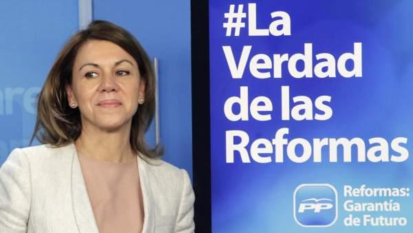 El PP presenta 'Reformas: garantía de futuro'