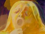 'Yellow Yawner' 2012