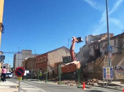 Demoliciones en Lorca