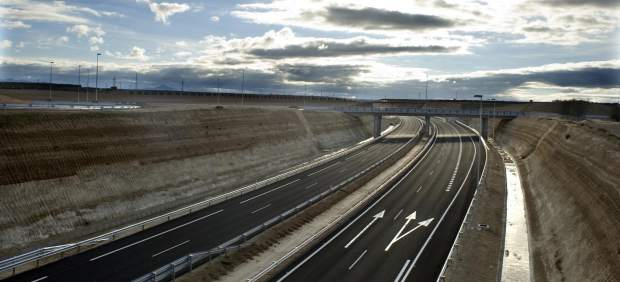 Autopista Madrid-Toledo