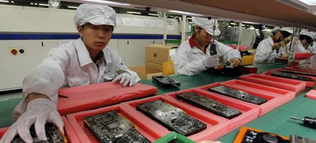 Apple y Foxconn compartirán costes para mejorar las condiciones de las fábricas