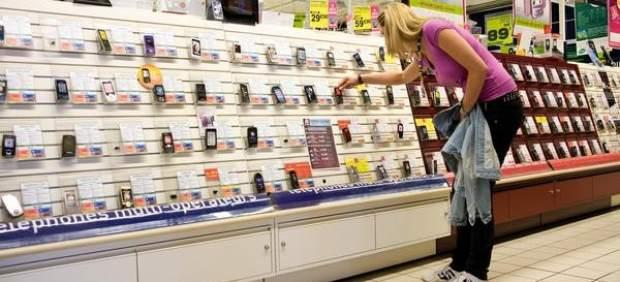 Las ventas de teléfonos móviles siguen estancadas