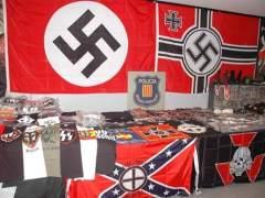 Desarticulan un grupo que distribuía música neonazi.