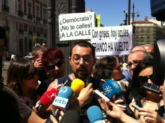 Firmas por 'Democracia 4.0'