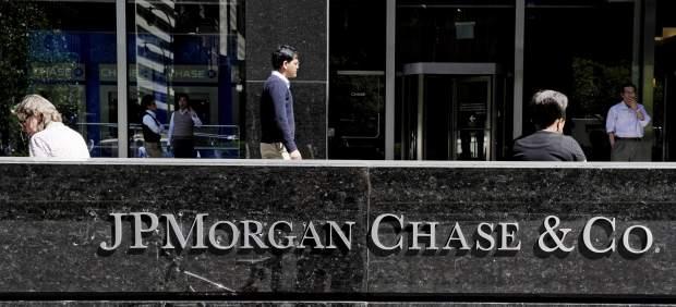 JPMOrgan Chase.