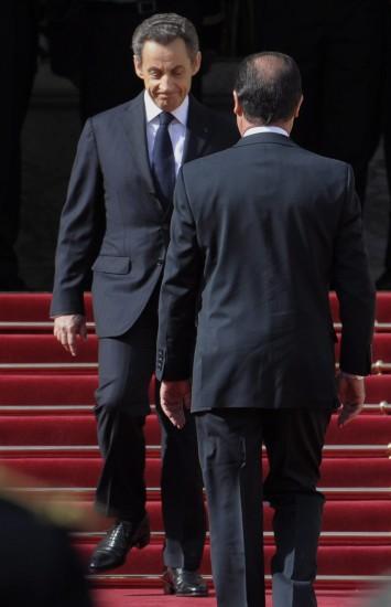 Investidura de Hollande
