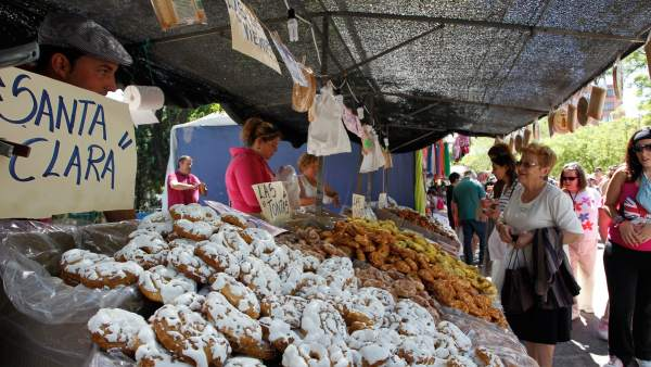 Rosquillas por San Isidro