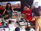 Fran y Claudia, conductores de @Agorasolradio