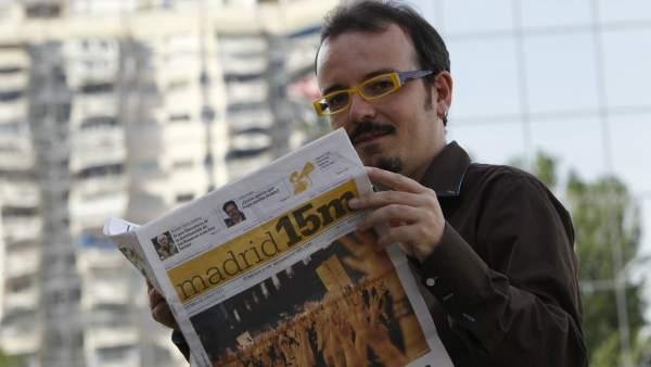 Resultado de imagen para Bernardo Gutiérrez