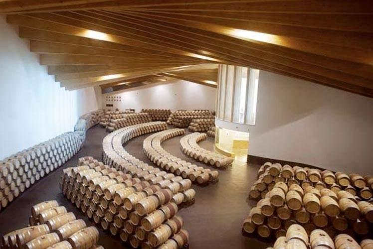 La rioja vino y arquitectura - Arquitecto bodegas marques de riscal ...