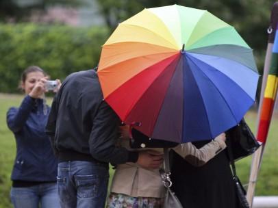 Día Internacional contra la Homofobia.