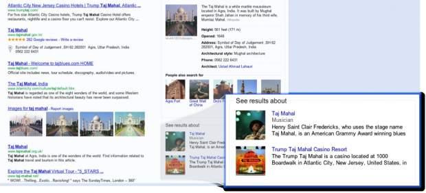 """Google muestra cómo serán sus nuevas búsquedas: """"La haremos más inteligentes"""""""