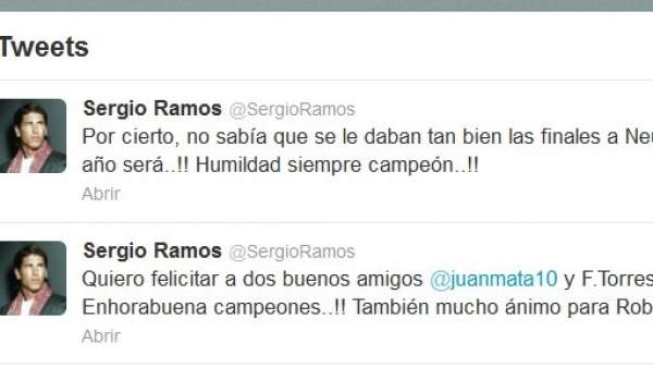 Twitter Ramos