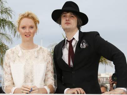 Pete Doherty y Lily Cole