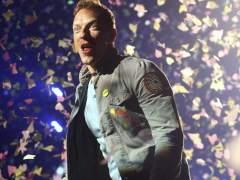 La primera guitarra de Chris Martin se vende por 25.000 euros