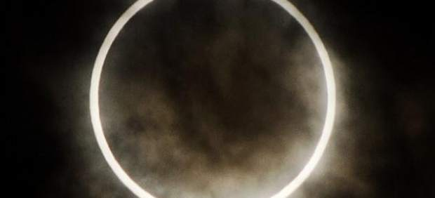 Eclipse solar en Asia