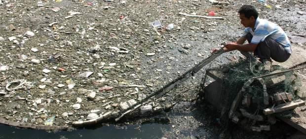 Balsa de basura