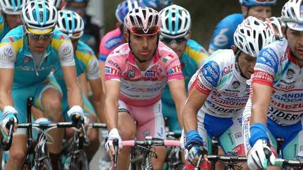 Purito Rodríguez en el Giro