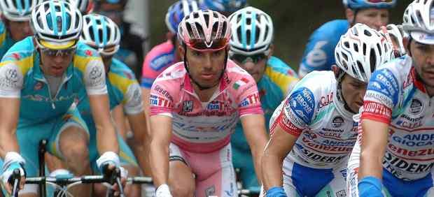 Purito Rodr�guez en el Giro