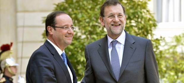 Rajoy descarta pedir fondos de rescate para la banca española