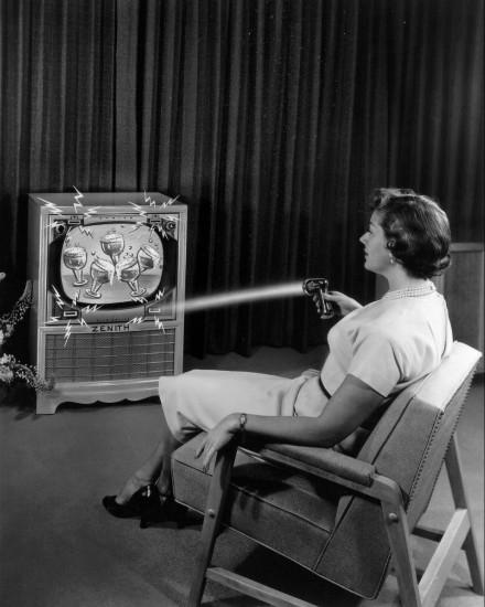Muere el inventor del mando a distancia