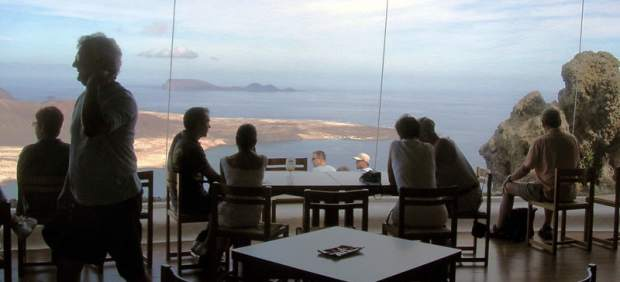 Mirador del Río, en Lanzarote