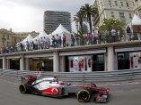 Button en Mónaco