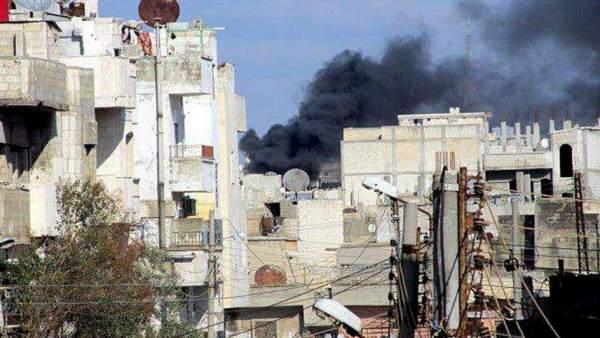 Ataque del régimen sirio sobre Al Haula, que ha causado 90 muertos.