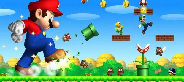Juegos Mario Bros Nintendo Mario Bros de Nintendo