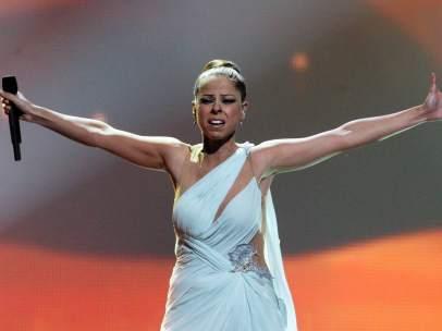 Pastora Soler, en Eurovisión