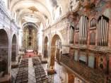 Interior de una iglesia