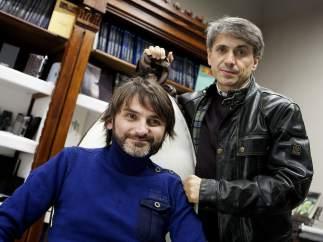 José Mota y Fernando Tejero