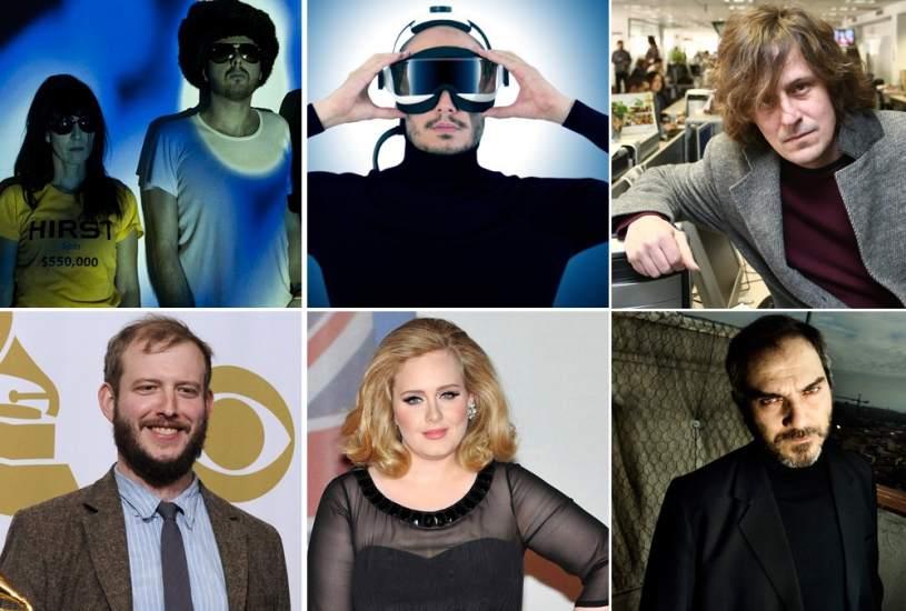 Quienes Son Los Mejores Cantantes De Musica Electronica