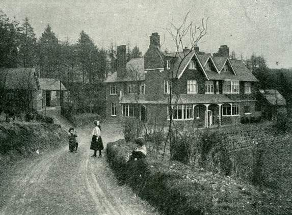 La casa del creador de sherlock holmes se salva de la - Casa de sherlock holmes ...