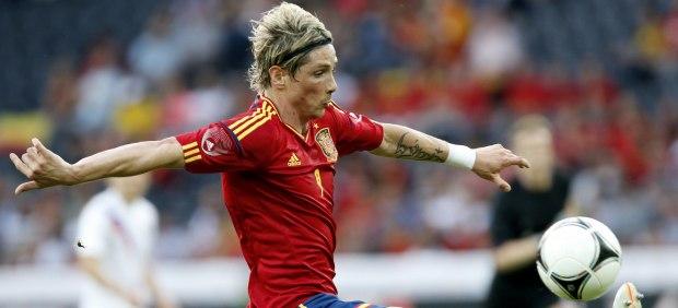 Fernando Torres ya tiene un objetivo para la Eurocopa