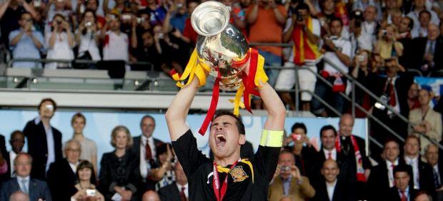 España, Holanda y Alemania, las favoritas para ganar la Eurocopa