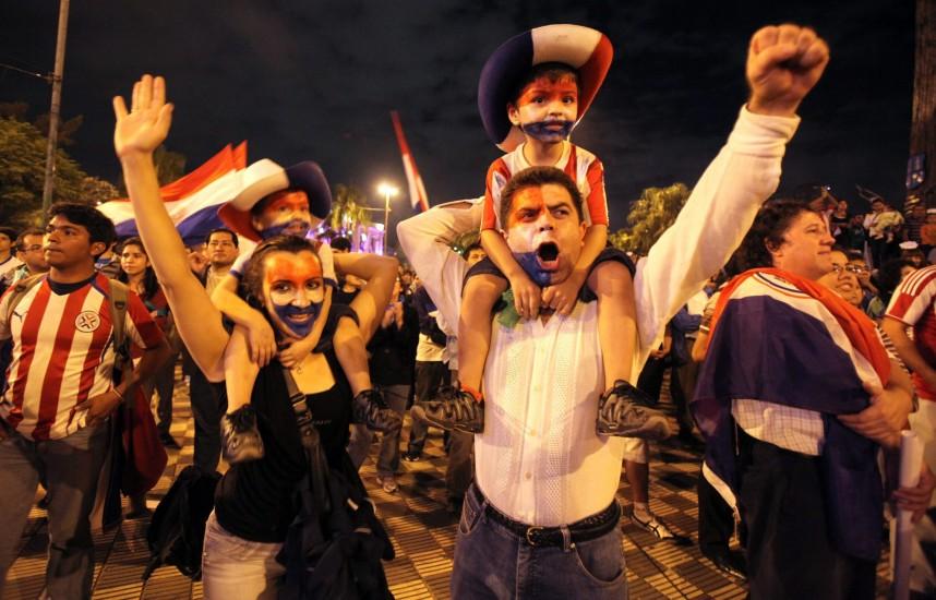 'Indignados' paraguayos