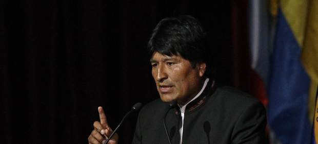 Evo Morales ante la OEA