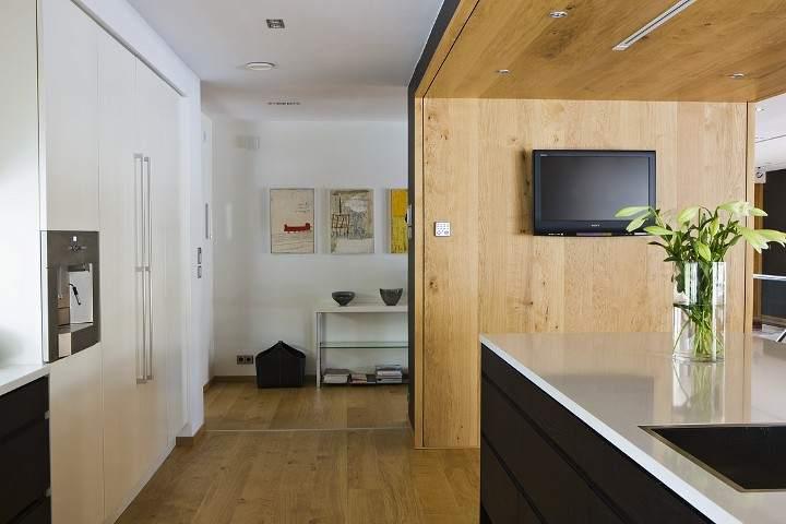 Separar la cocina del comedor con barra - Ideas para loft ...