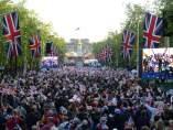 Concierto en honor a Isabel II en Londres