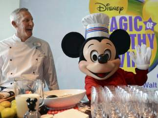 Disney, contra la comida basura