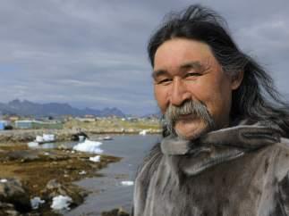 Un indio inuit