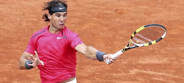 Rafa Nadal supera con pocos problemas a Nico Almagro y llega a semifinales de Roland Garros