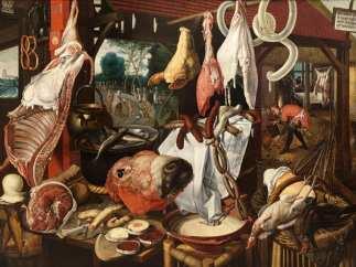 'The Meatstall'